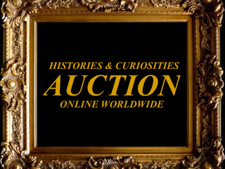 Important Fall Worldwide Estates Auction Incl. Coins, Stamps, Militaria, Stoneware, Sterling, Advert