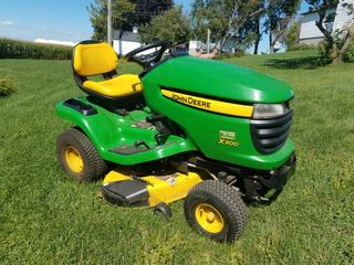 John Deere Mowers, Tools, Collectibles and Pers Property at Online Auction