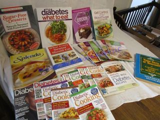 DIABETIC COOKBOOKS