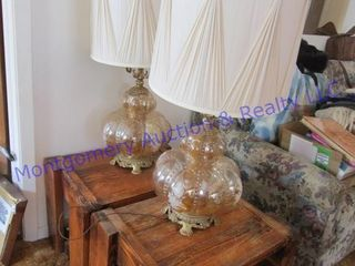 END TABlES   lAMPS