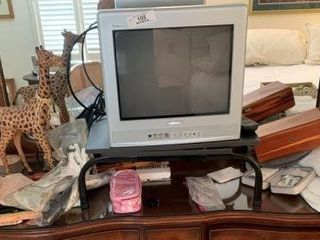 Hankerchiefs, Giraffe, TV Dresser Boxes & More