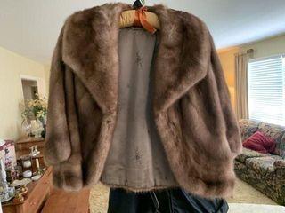 Weingartens Mink Fur Coat