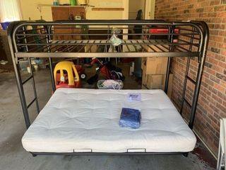 Coaster Metal Bunk Beds
