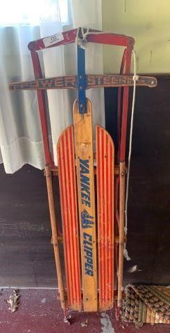 Yankee Clipper Sled