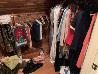 Remaining Contents of Cedar Closet