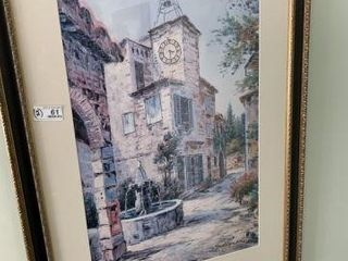 Framed Print & Picture
