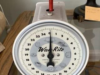 Way Rite Household Scale