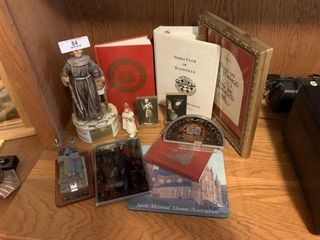 Lot of Religious Items
