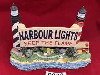 BECKONING BEACONS HARBOUR LIGHTS