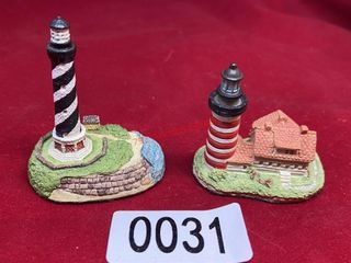 2-pc mini-light house collection