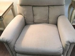 Upholstered Recliner by Action Industries