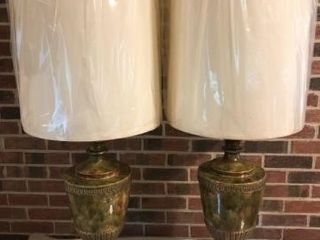 Classic Urn Style Table Lamps