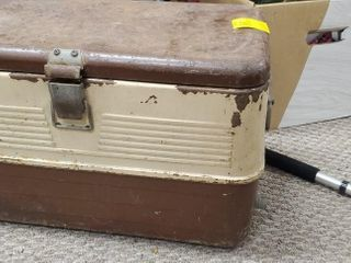 Cooler rusted through bottom