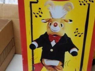 Musical Rudolph