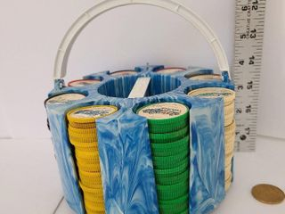 200 Jello Car Disc's & Holder