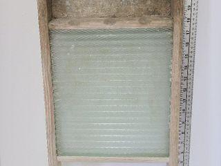 Canadian Woodenware Wash Board