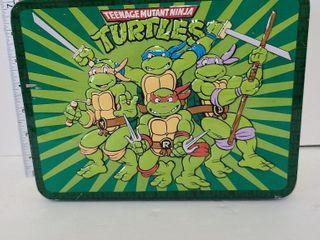 Teenage Mutant Ninja Lunch Box