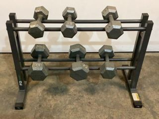 (7) FG Weights and Rack R 400