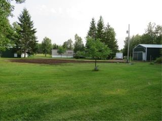 19.2 Acres w/3 bedroom, 2 bath MH & 2-Metal Sheds