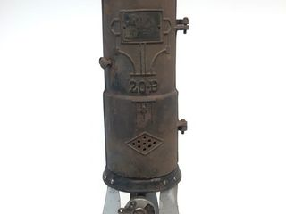 Antique Cast Iron REX Model 20B Heater