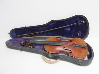 Antique Copy of Antonius Stradivarius Violin ROBERT DOLLING Markneukirchen
