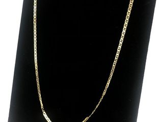 Men's 14K Gold Chain Necklace