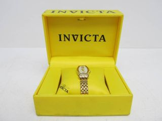 Ladies' INVICTA Model 4776 Watch w/Box & Paperwork