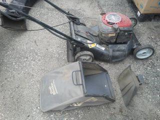 Craftsman Lawn mower EZ Walk rear self-propelled