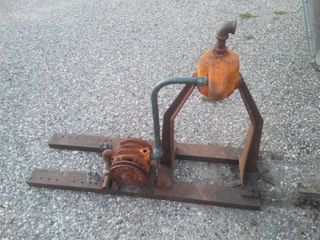 Mechanical pump parts