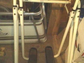 Gazelle exercise machine excellent.