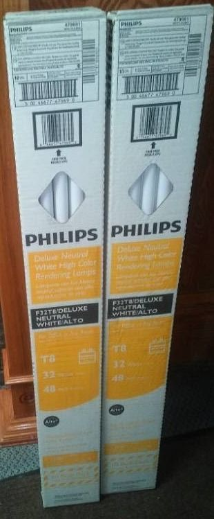 10 pack Philips 48
