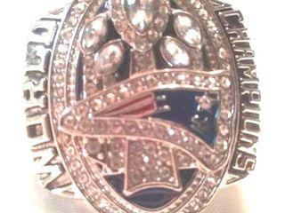 New England Patriots Super Bowl Ring, Tom Brady