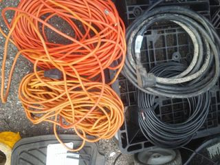 Extension cords 220, 110 and more.