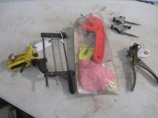 Chainsaw & Knife Sharpener, Saw Set