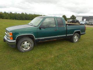 1998 Chevy Silverado 1500 4x4