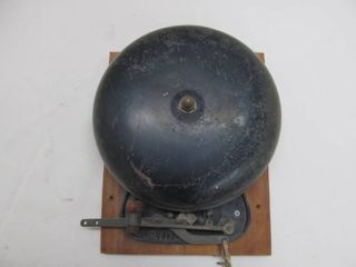 antique Bevin boxing bell