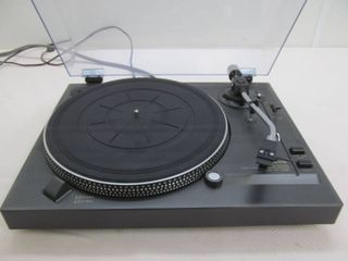 Sanyo direct drive turntable