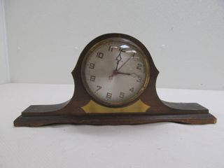 vintage Gilbert mantle clock