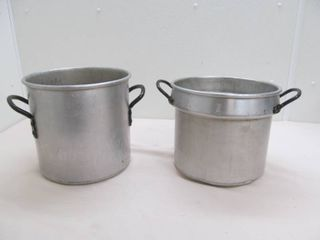 Crusader double boiler