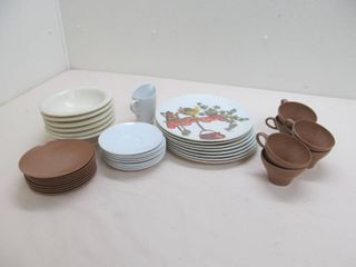 Texas ware dishes