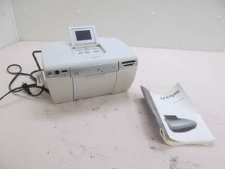 Lexmark compact disc recordable