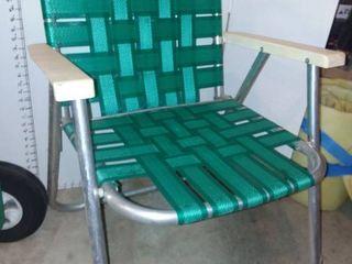Folding Mesh lawn Chair