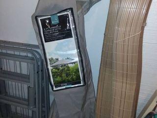 9 FT Umbrella Terrace Patio Collection