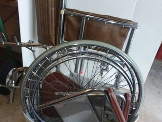 Wheelchair For Parts