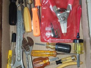 Various Small Hand Tools
