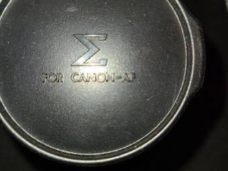 Sigma Interchangeable lens