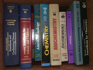 Assorted Medical Books