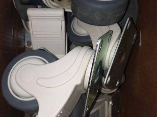 Med Caster Wheels Set of 12 Casters