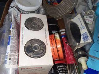 Various Household Repair Items