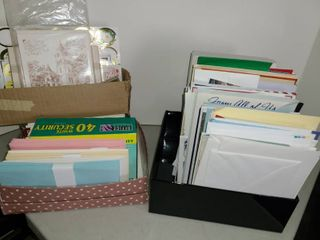 Office Supplies  Miscellaneous Cards and Envelopes